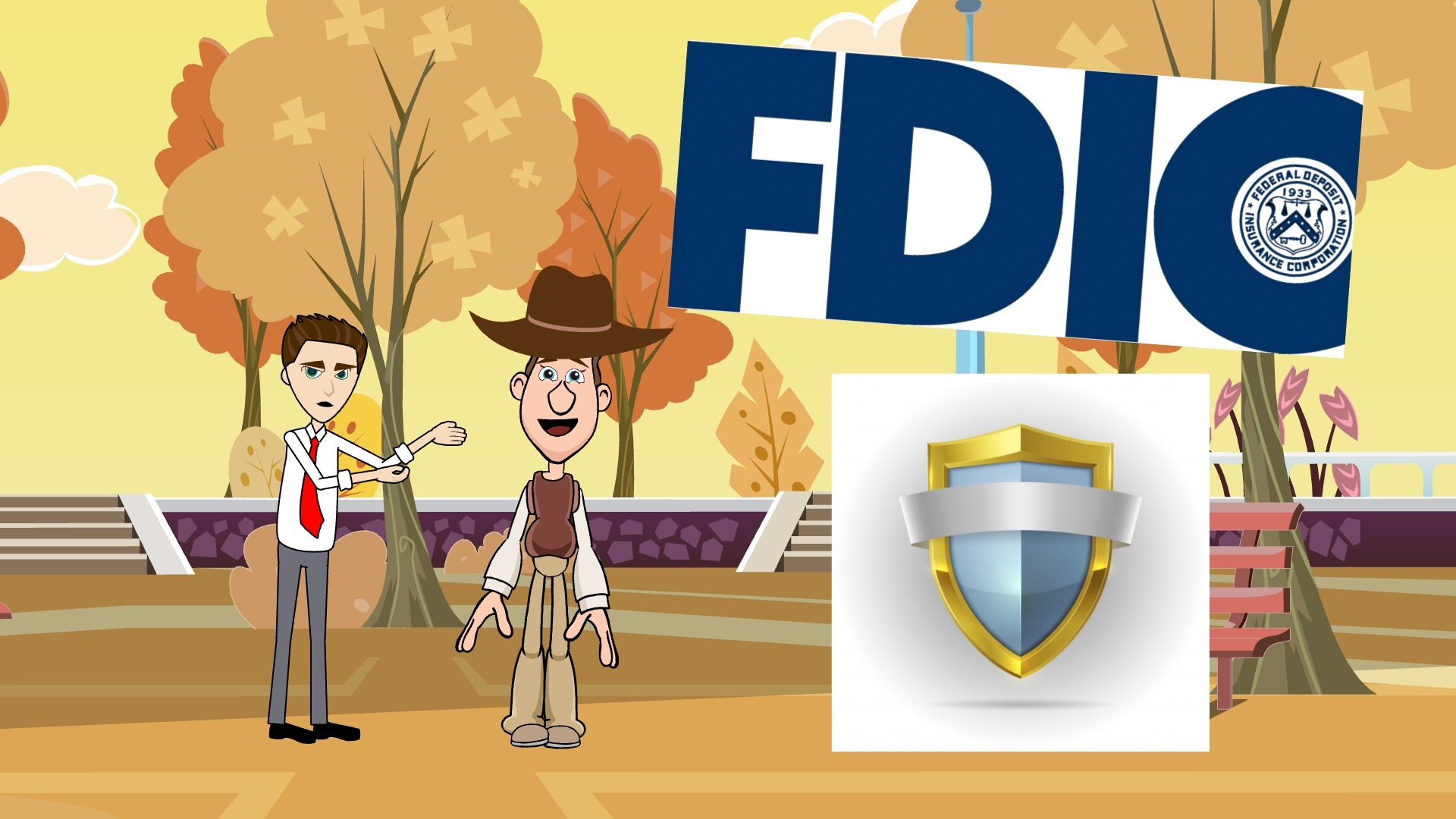 FDIC - FDIC Insured - Federal Deposit Insurance Corporation