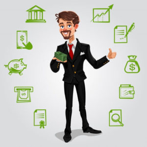 Earning Spending Saving Investing - Differences - Financial Literacy for Kids