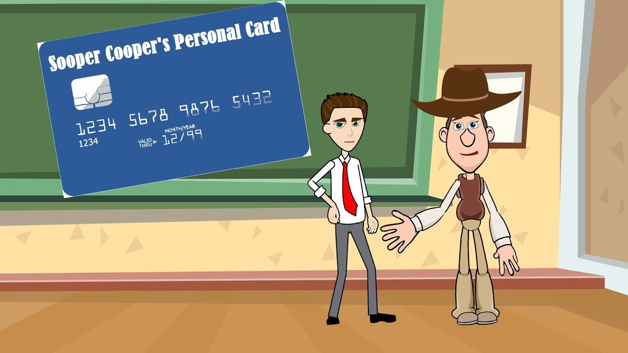 What is a Credit Card? A Simple Explanation for Kids, Teens and Beginners | 054 Credit Card 4