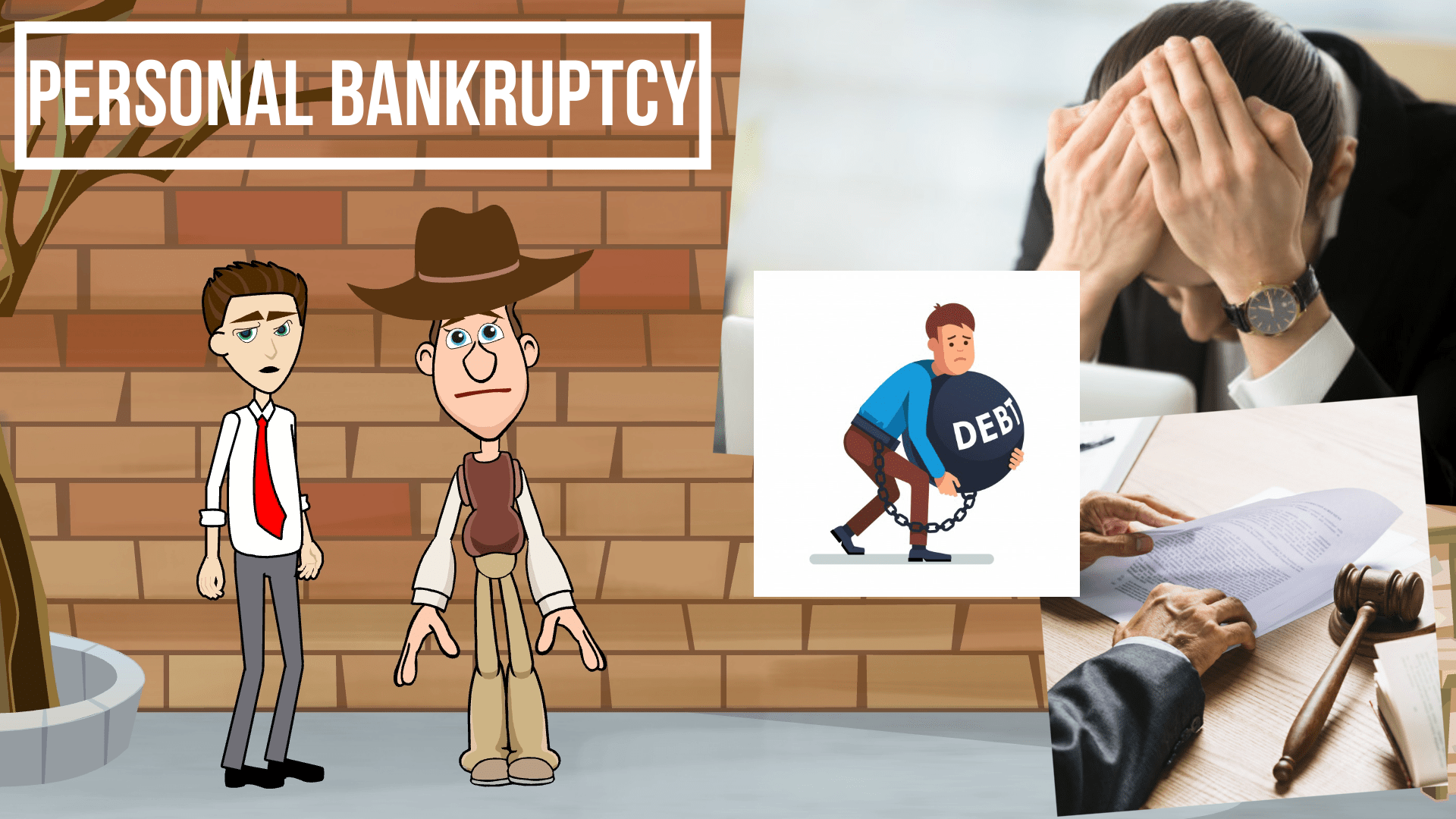 What is Bankruptcy or Personal Bankruptcy