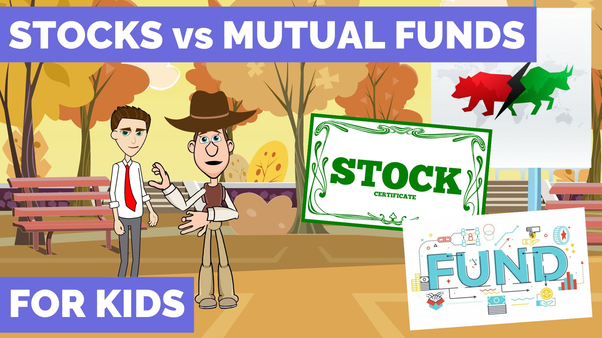 Investing Directly in Stocks vs Mutual Funds