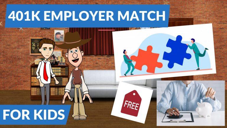401k - Employer Match
