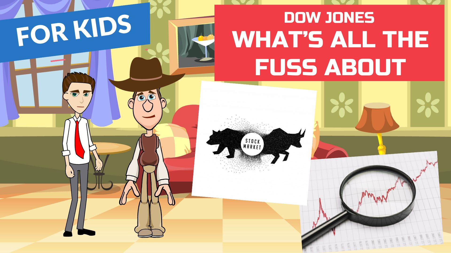 Dow Jones Industrial Average or DJIA