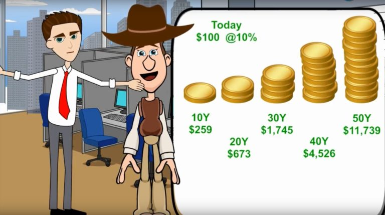 What is Compound Interest – Easy Peasy Finance for Kids and Beginners – Podcast