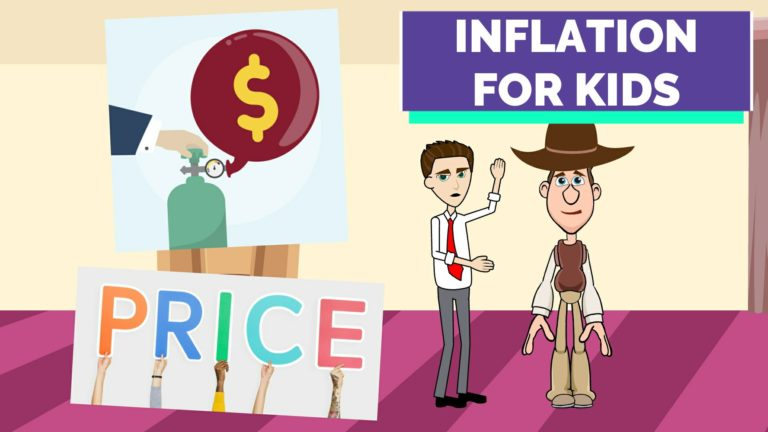 What is Inflation – Easy Peasy Finance for Kids and Beginners – Podcast