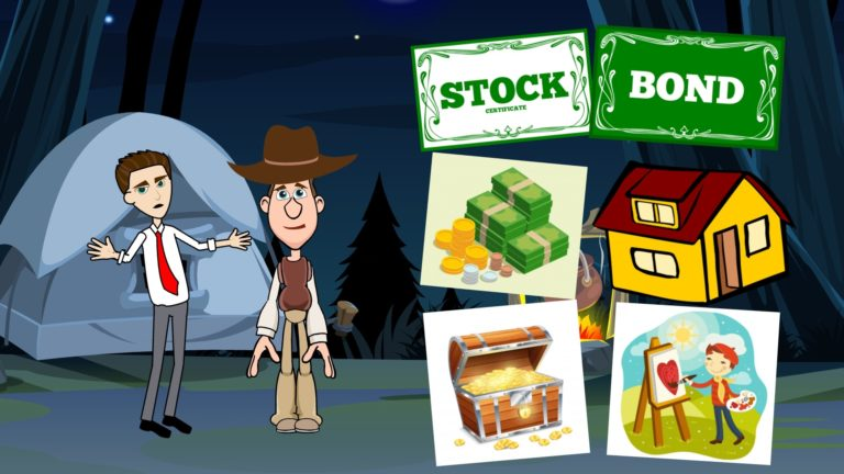 What are Asset Classes – Easy Peasy Finance for Kids and Beginners – Podcast