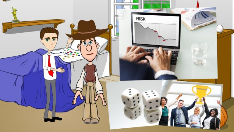 What is Risk Return – Easy Peasy Finance for Kids and Beginners – Podcast
