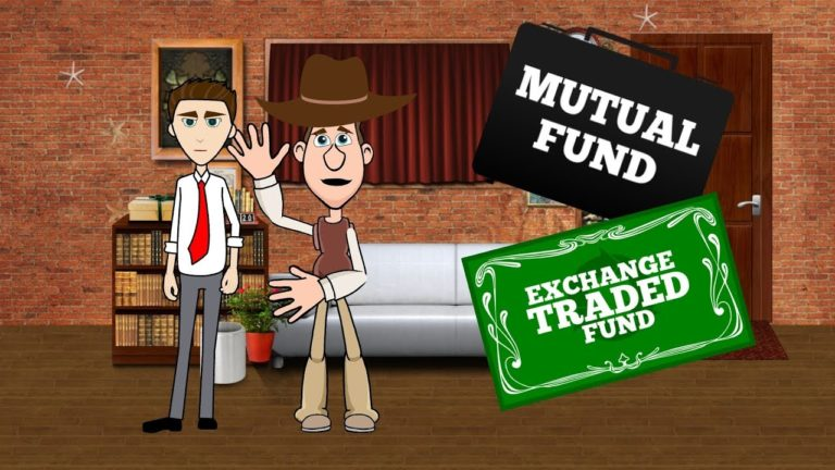 Mutual Funds vs Exchange Traded Funds (MF vs ETF) – Easy Peasy Finance for Kids and Beginners – Podcast