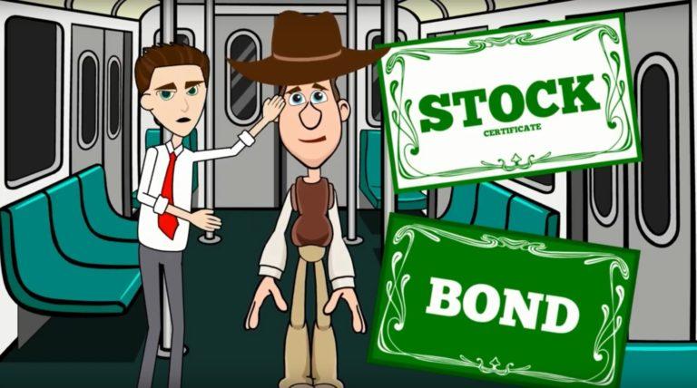 Stocks vs Bonds – Easy Peasy Finance for Kids and Beginners – Podcast