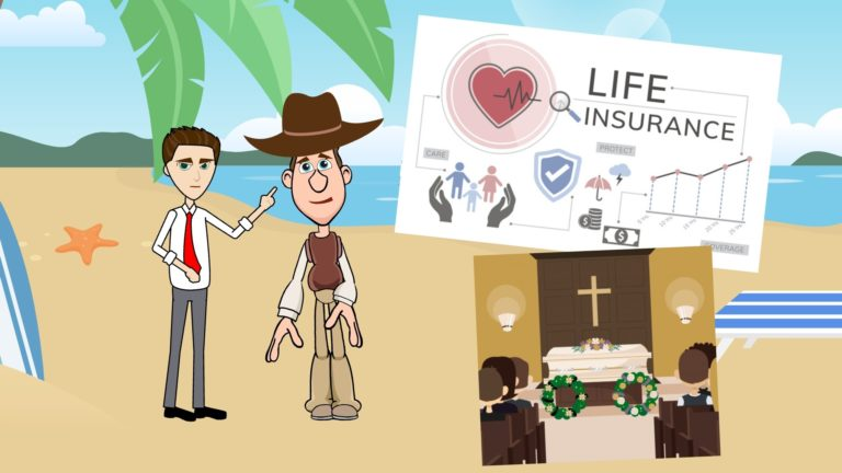 What is Life Insurance – Easy Peasy Finance for Kids and Beginners – Podcast