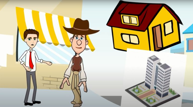 What is Real Estate – Easy Peasy Finance for Kids and Beginners – Podcast