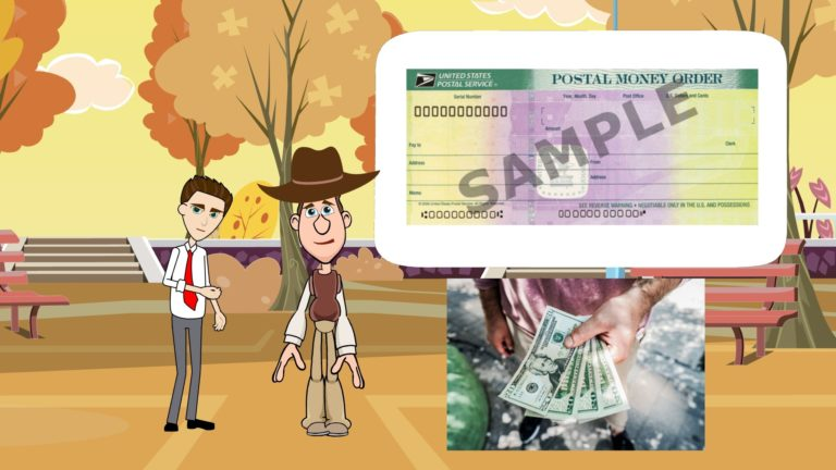What is a Money Order – Easy Peasy Finance for Kids and Beginners – Podcast