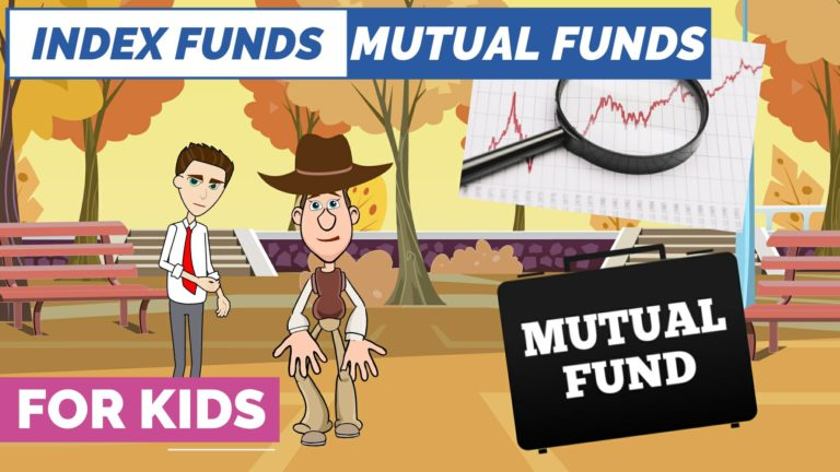 Index Funds vs Mutual Funds – Easy Peasy Finance for Kids and Beginners – Podcast
