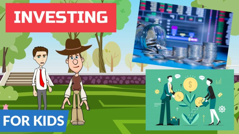 What is Investing – Easy Peasy Finance for Kids and Beginners – Podcast