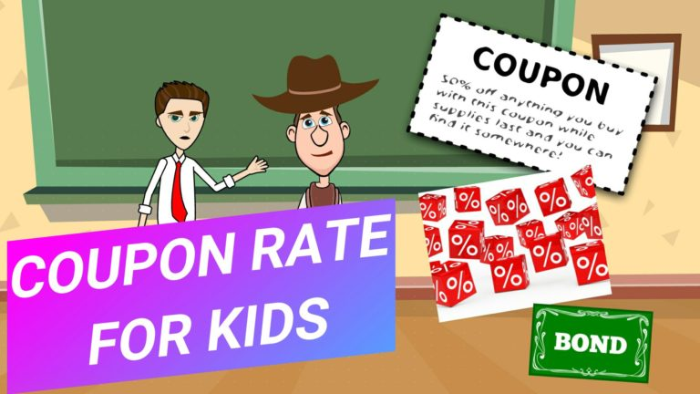 What is Coupon or Coupon Rate – Easy Peasy Finance for Kids and Beginners – Podcast