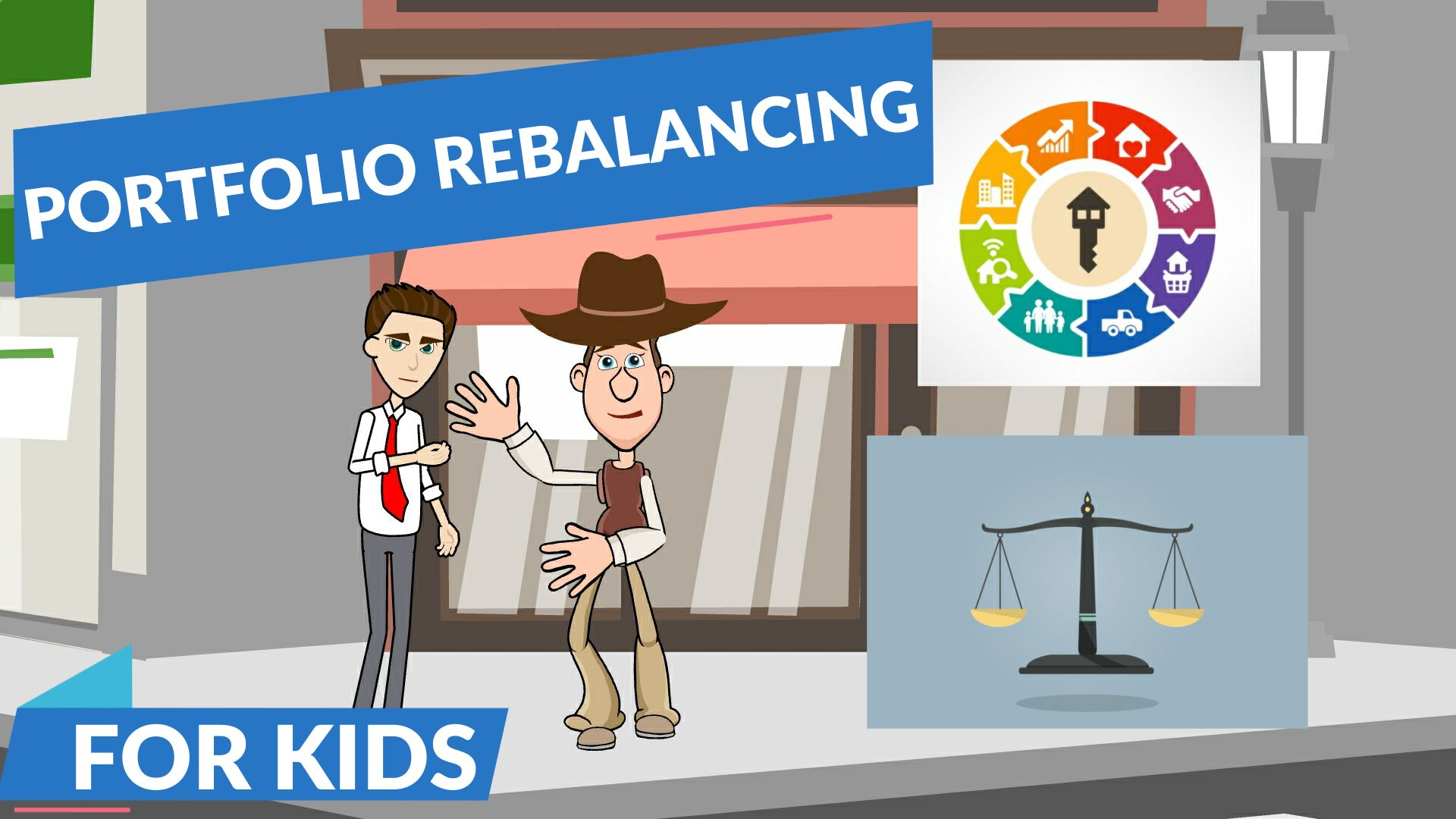 What is Portfolio Rebalancing – Easy Peasy Finance for Kids and Beginners – Podcast