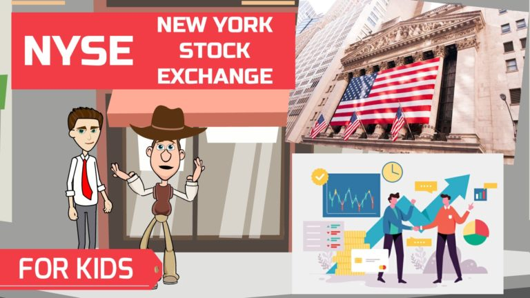 What is NYSE - New York Stock Exchange - For Kids and Beginners
