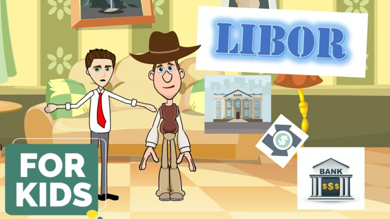 What is LIBOR – Easy Peasy Finance for Kids and Beginners – Podcast