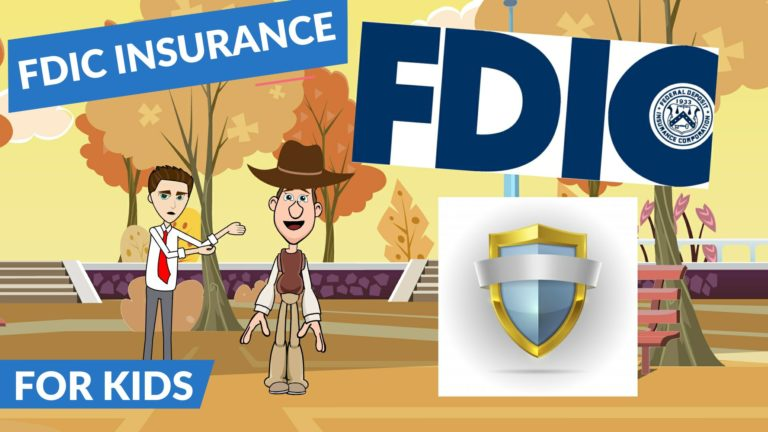 What is FDIC and FDIC Insured – Easy Peasy Finance for Kids and Beginners – Podcast