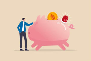 Managing Money in Your 20s for Financial Well Being - Build an Emergency Fund