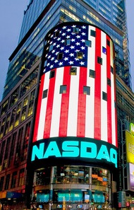 NASDAQ Composite Stock Index for Kids and Beginners