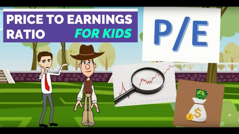 What is a PE Ratio (P/E Ratio) – Easy Peasy Finance for Kids and Beginners – Podcast
