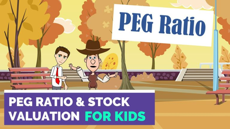 What is Price to Earnings to Growth (PEG) Ratio – Easy Peasy Finance for Kids and Beginners – Podcast