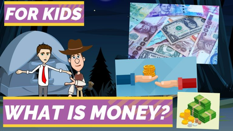 What is Money – Easy Peasy Finance for Kids and Beginners – Podcast