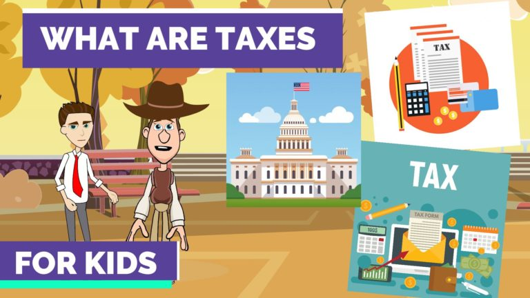 What are Taxes for kids and beginners