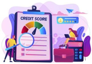 Build credit score and credit history using credit cards