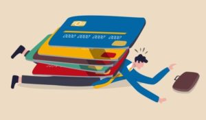 Keep credit utilization rate low - do not overuse credit cards