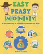 Easy Peasy Money - Book Cover - Front - Small