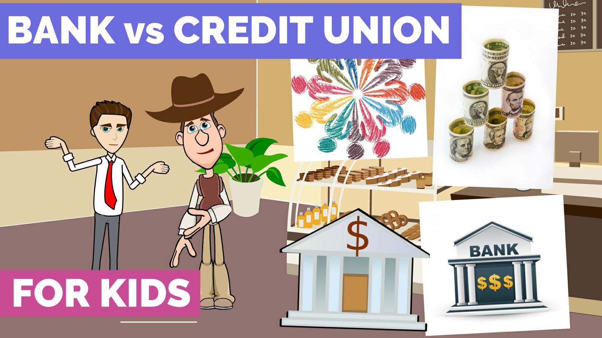 Banks vs Credit Unions