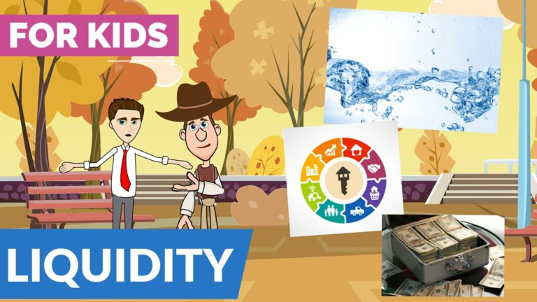 What is Liquidity – Easy Peasy Finance for Kids and Beginners – Podcast