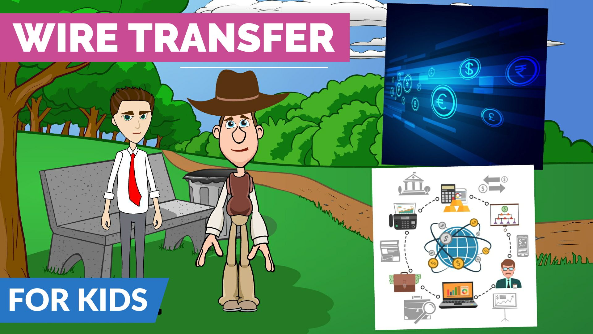 What is Wire Transfer