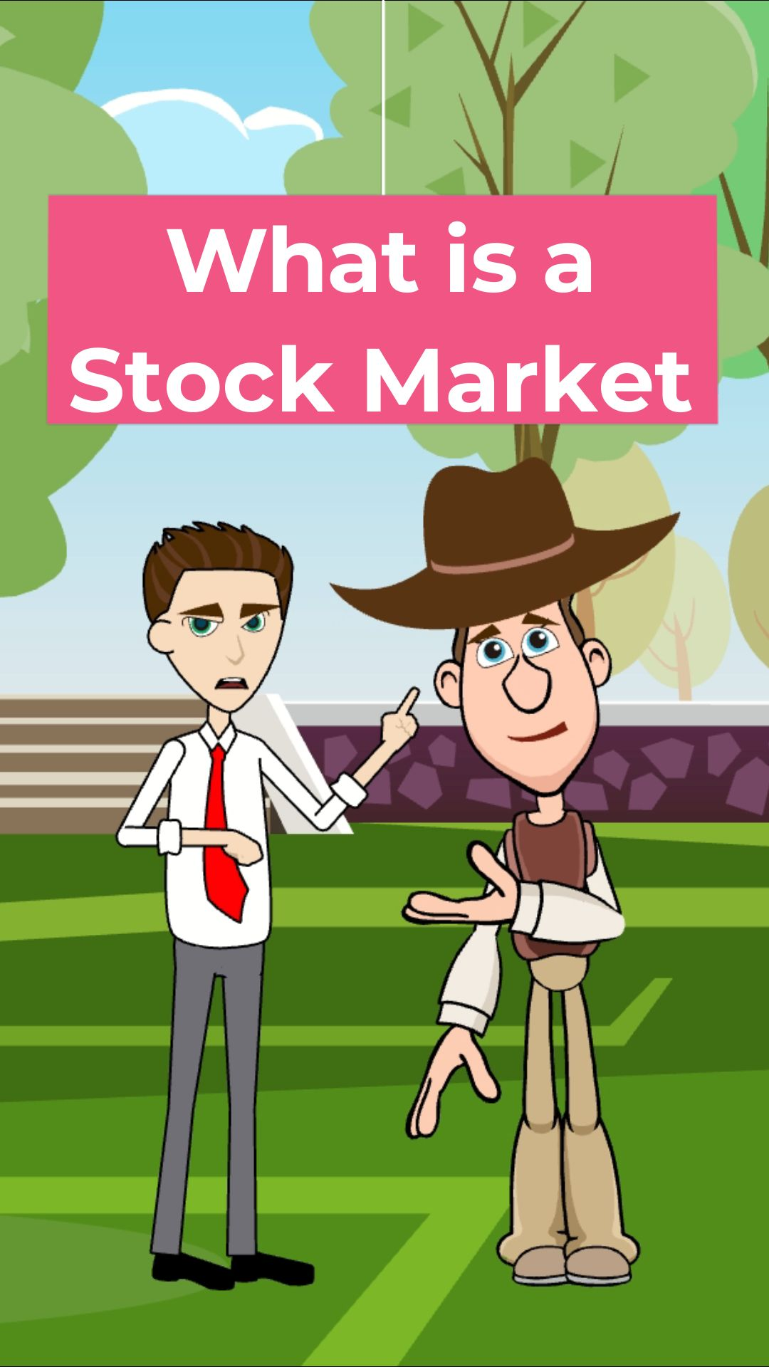 What is a Stock Market - Shorts