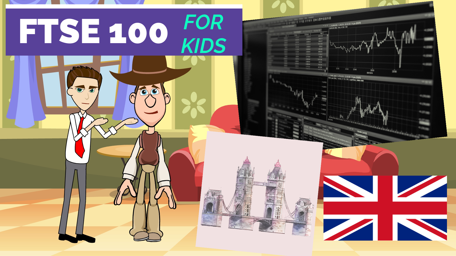 What is the FTSE 100