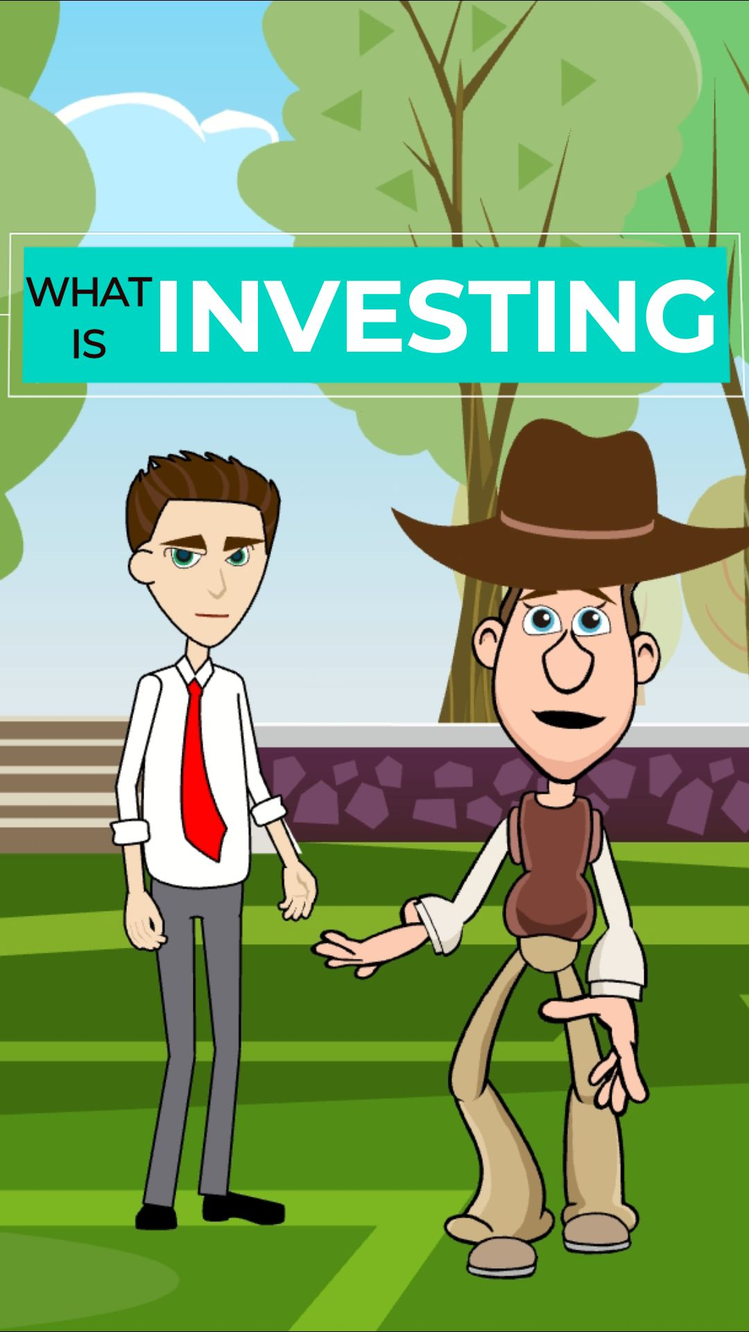 236 What is Investing - Shorts
