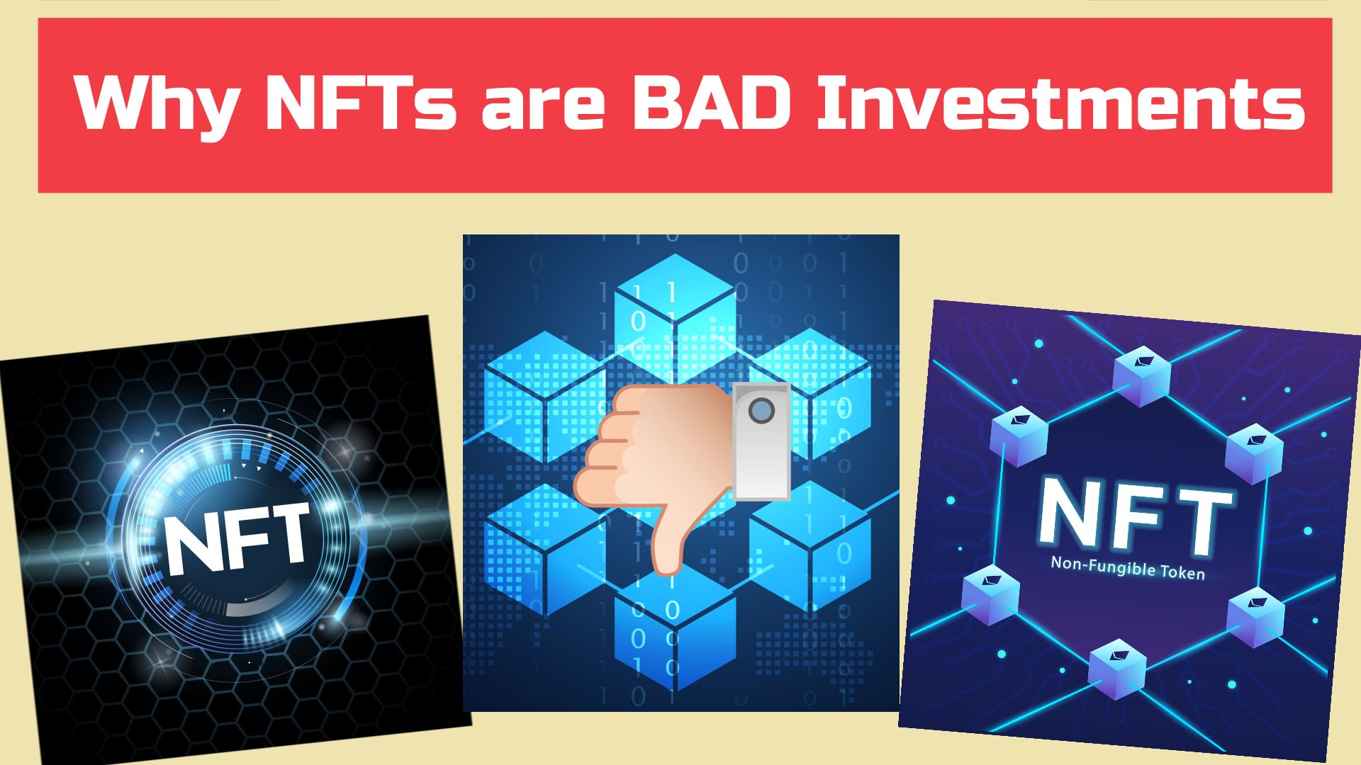 7 Reasons to Avoid Investing in NFT Non Fungible Token