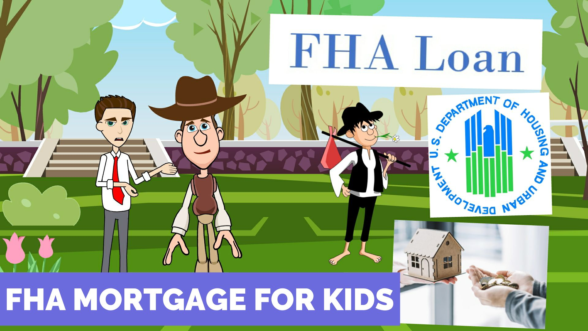 FHA Loan - FHA Mortgage - Federal Housing Administration Loan