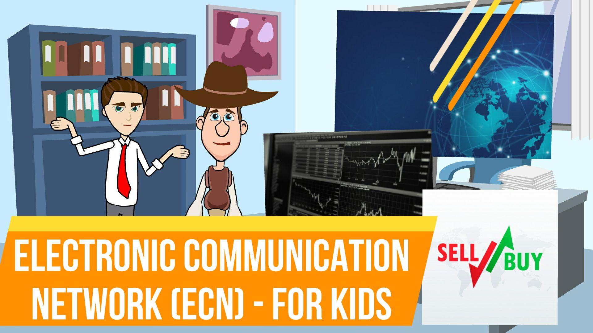 Electronic Communication Network or ECN