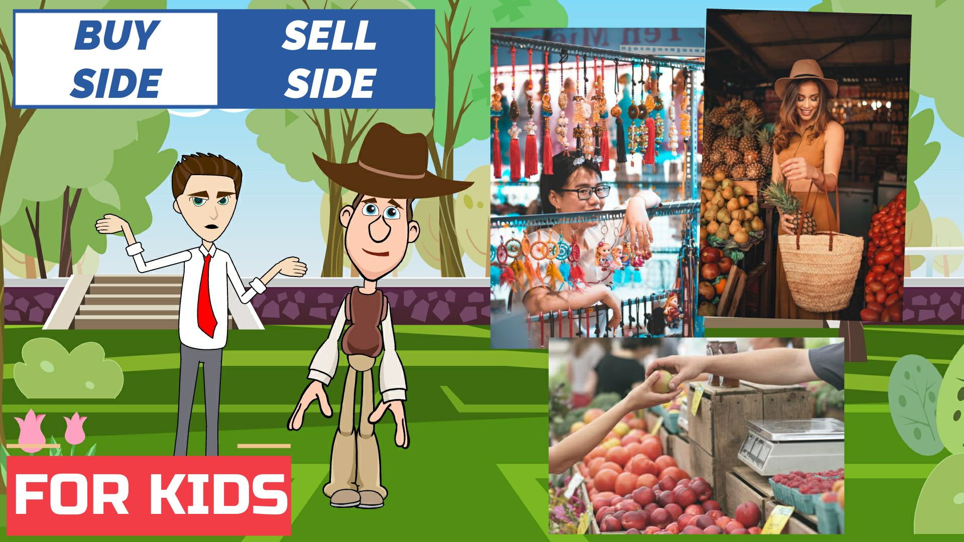 Buy Side and Sell Side Investment Banks