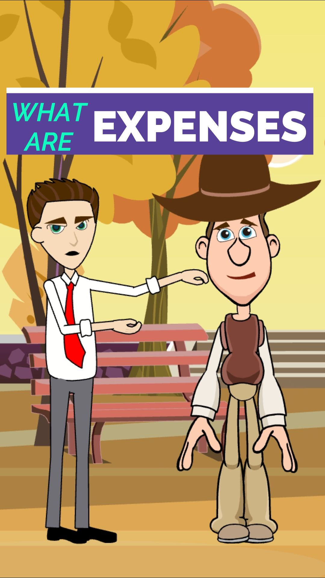 Income and Expenses - Expenses - Shorts