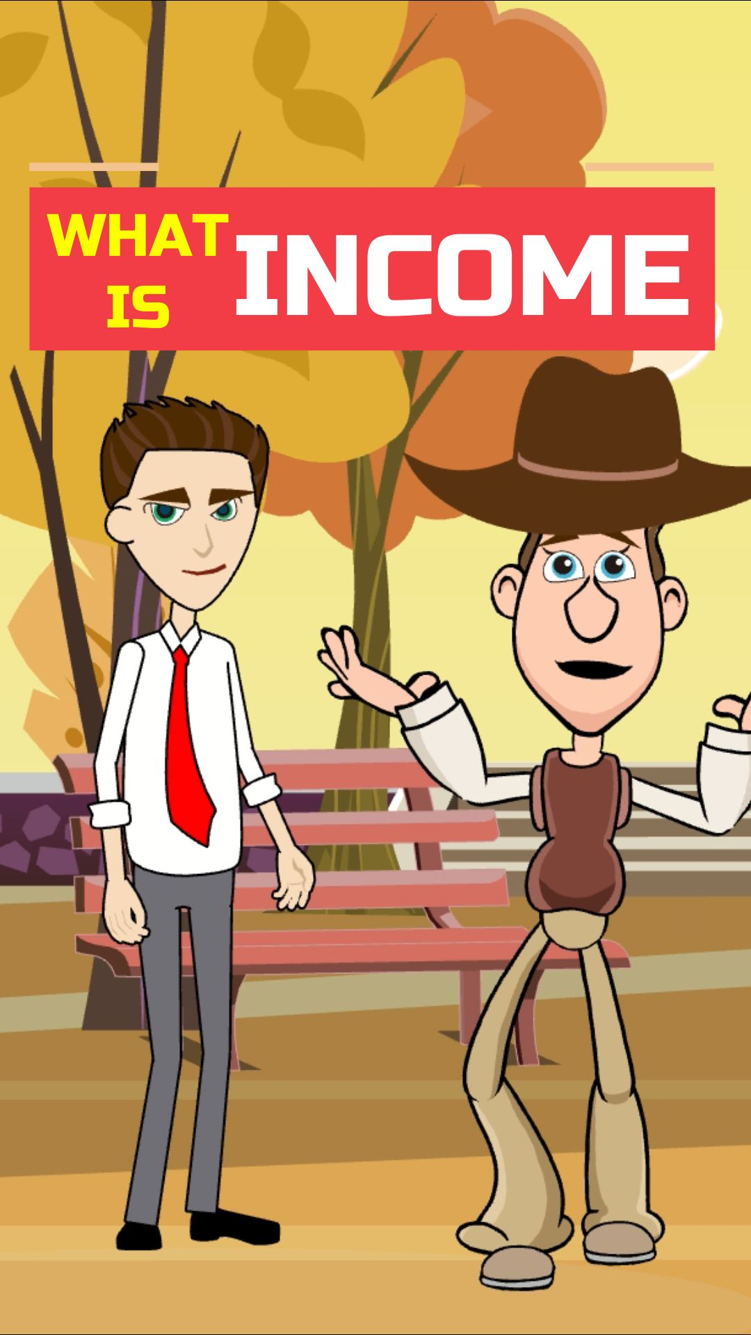 Income and Expenses - Income - Shorts