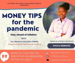 Financial Wellness Centre Money Tips