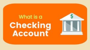 What is a Checking Account - Infographic - Thumbnail