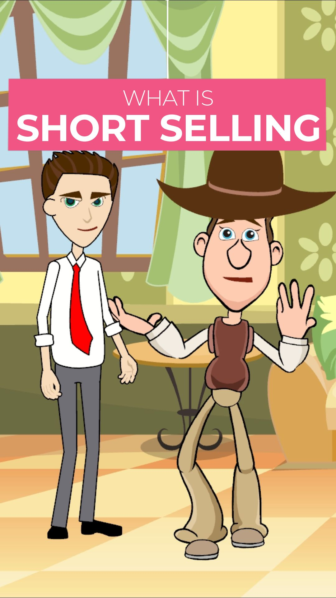 What is Short Selling - Shorts