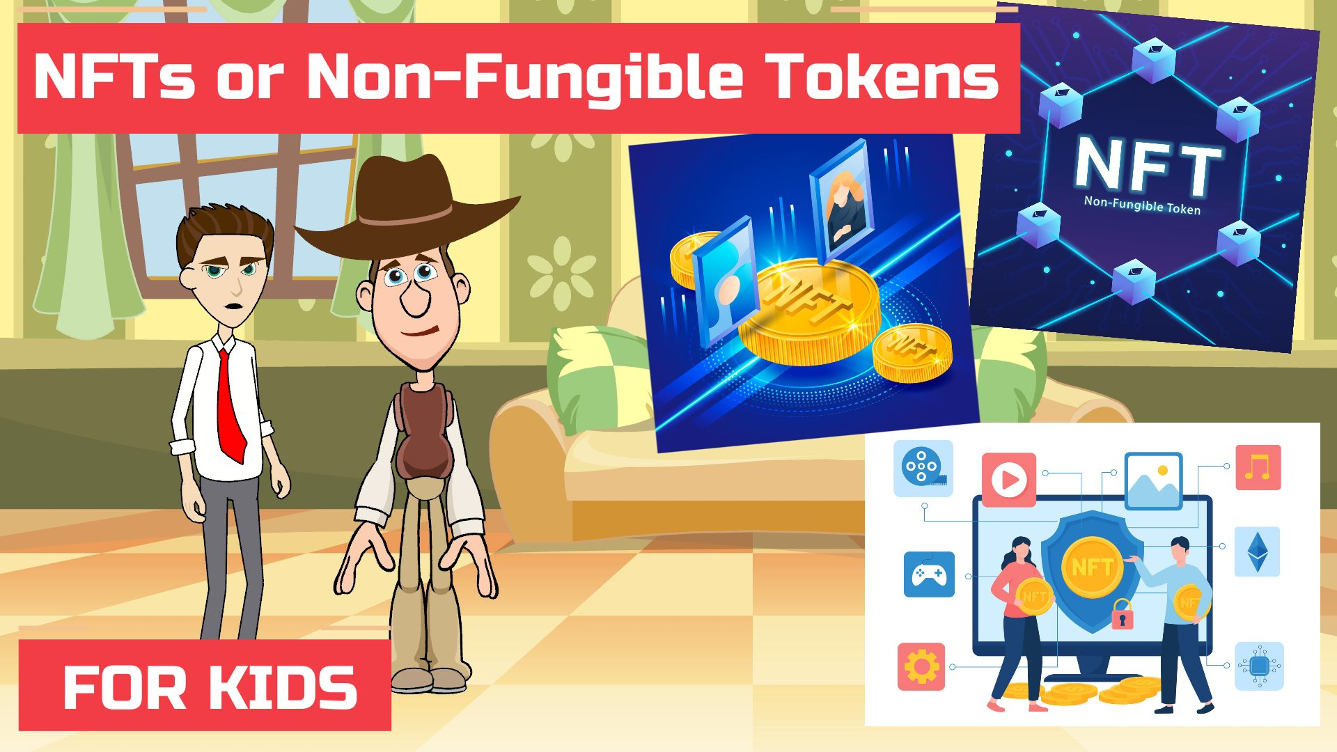 What are NFTs or Non-Fungible Tokens