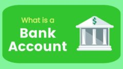 What is a Bank Account - Infographic - Thumbnail