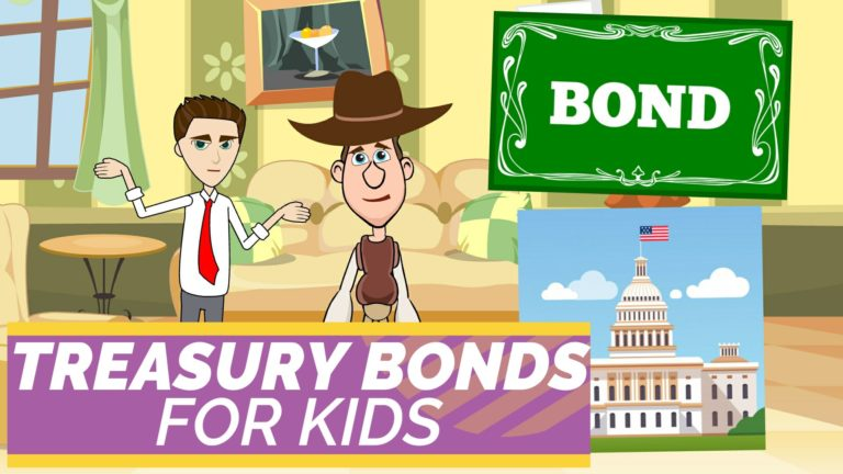 What is a Treasury Bond or a T-Bond – Easy Peasy Finance for Kids and Beginners – Podcast
